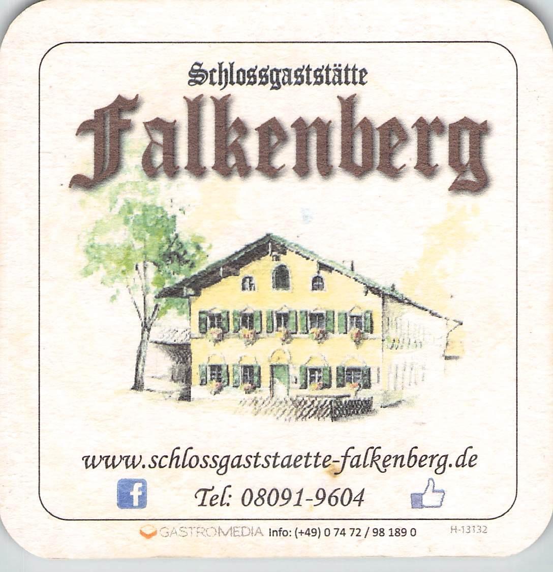 Falkenberg Biergarten